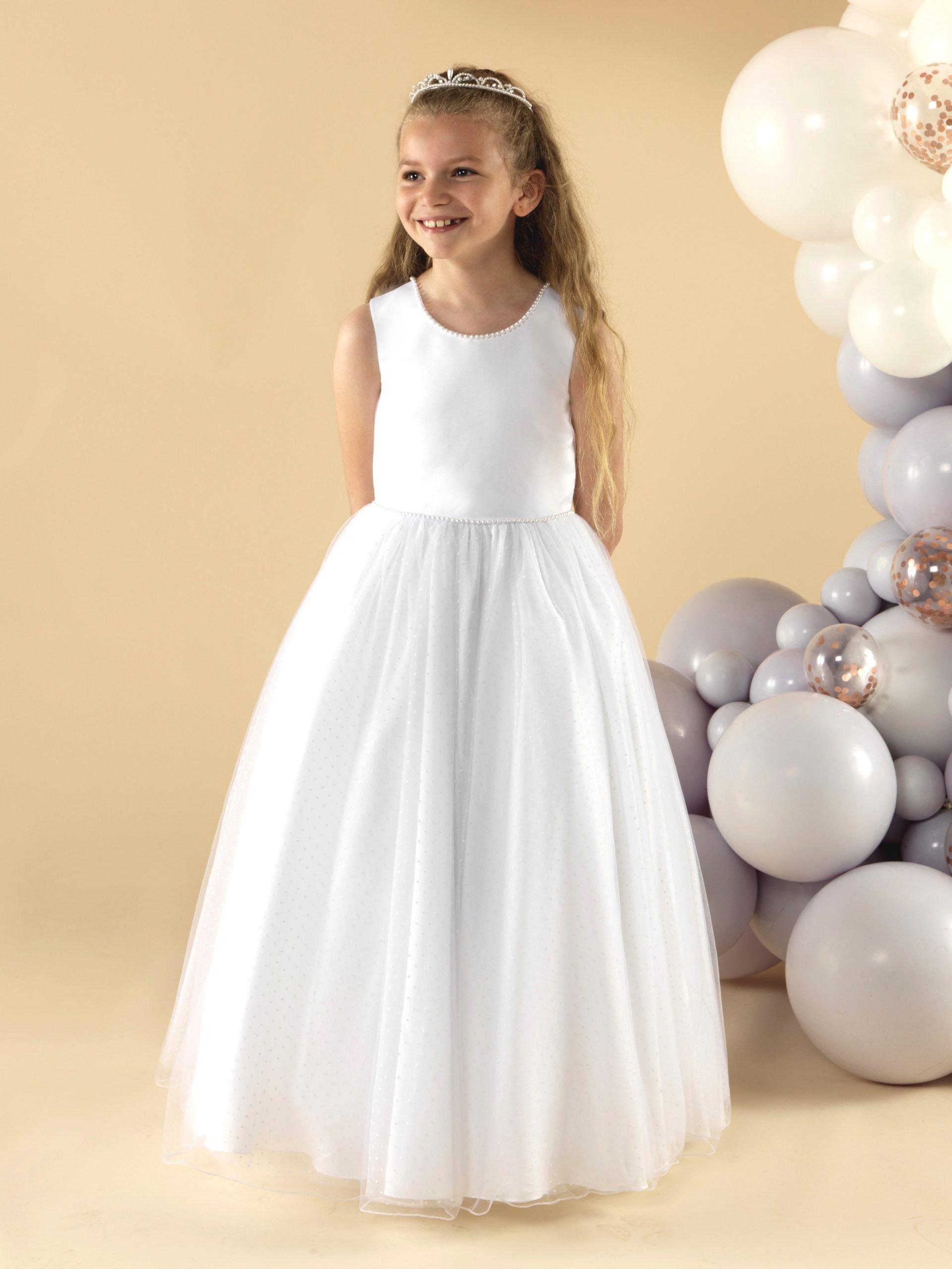 Rosie Communion dress   Mods & Minis Children's Fashion Store